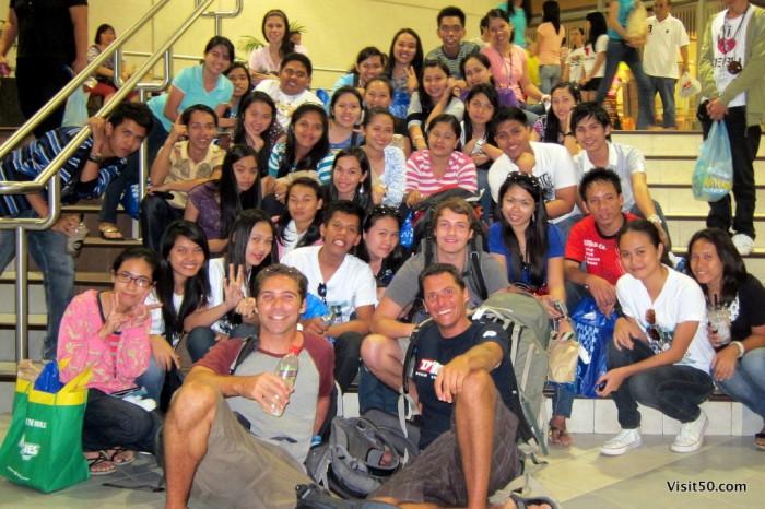 Rockstars in Cebu, Phillippines