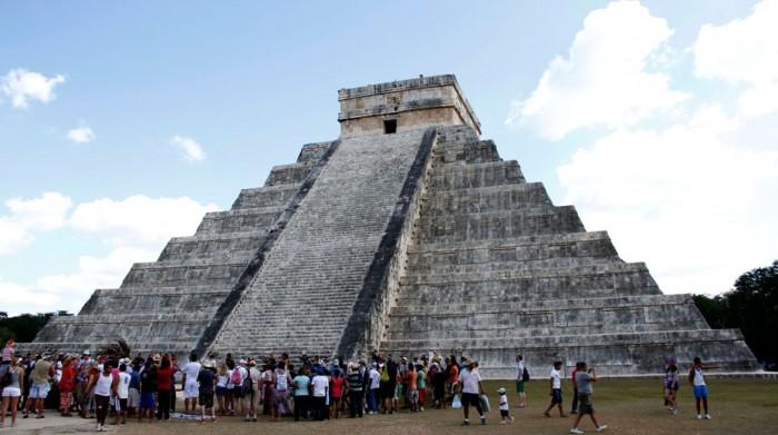 Mexico Mayan Calendar 2012